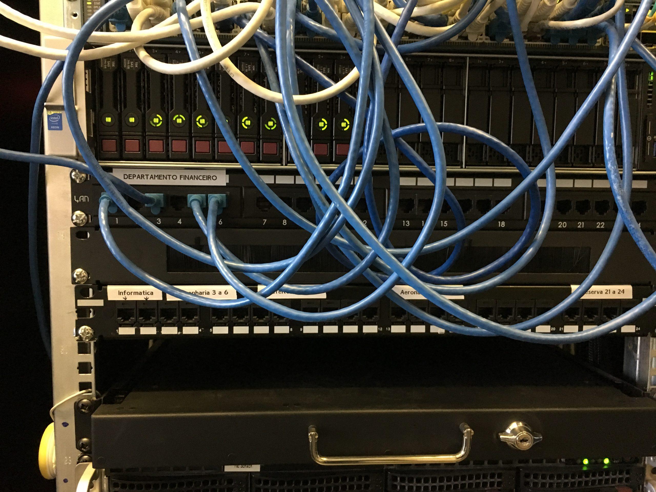 Redes Estruturadas Comunicações